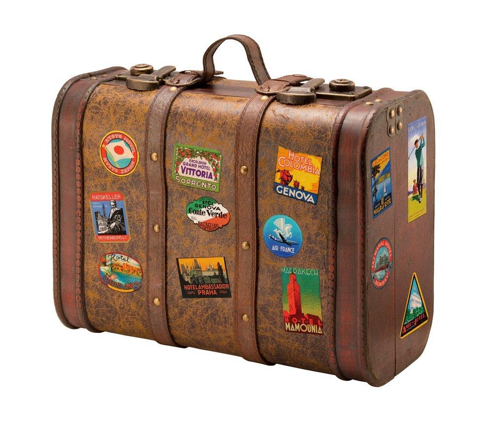 6 Tips om je koffer niet kwijt te raken tijdens je reis
