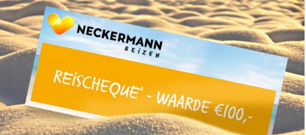 Neckermann CashBack actie met kortingscode