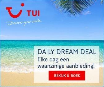 daily dream deal tui