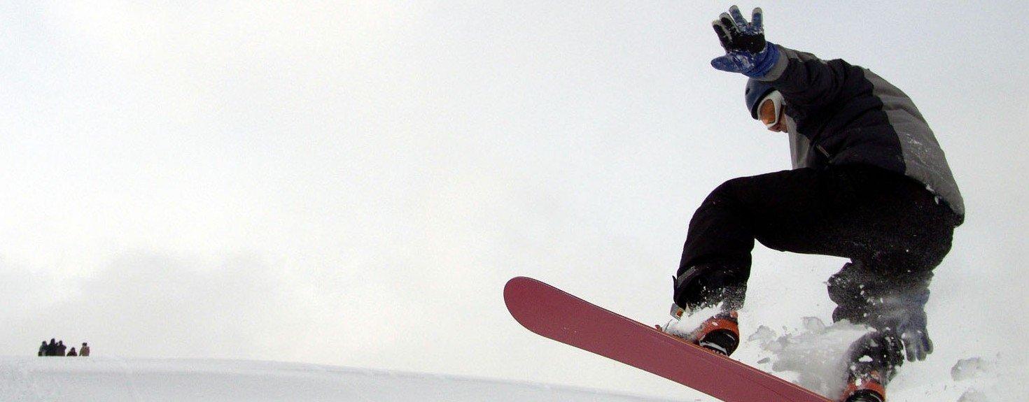 Snowboarden zorgt voor blessureleed onder tieners