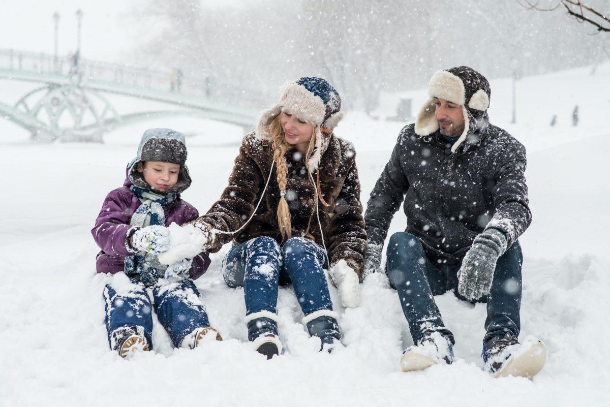 wintersport kids