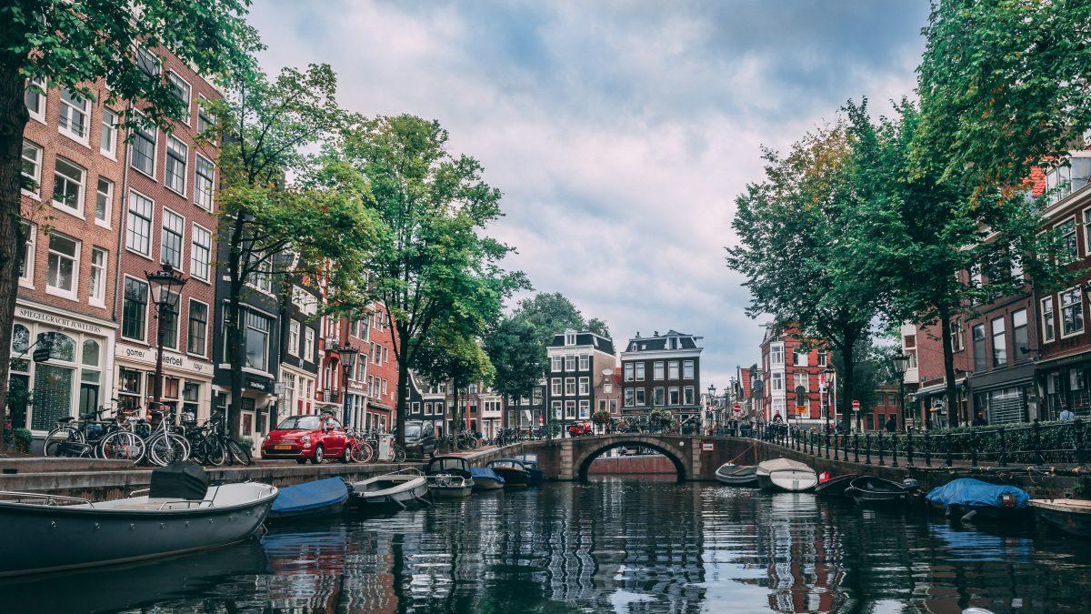 6 beste hostels in Amsterdam