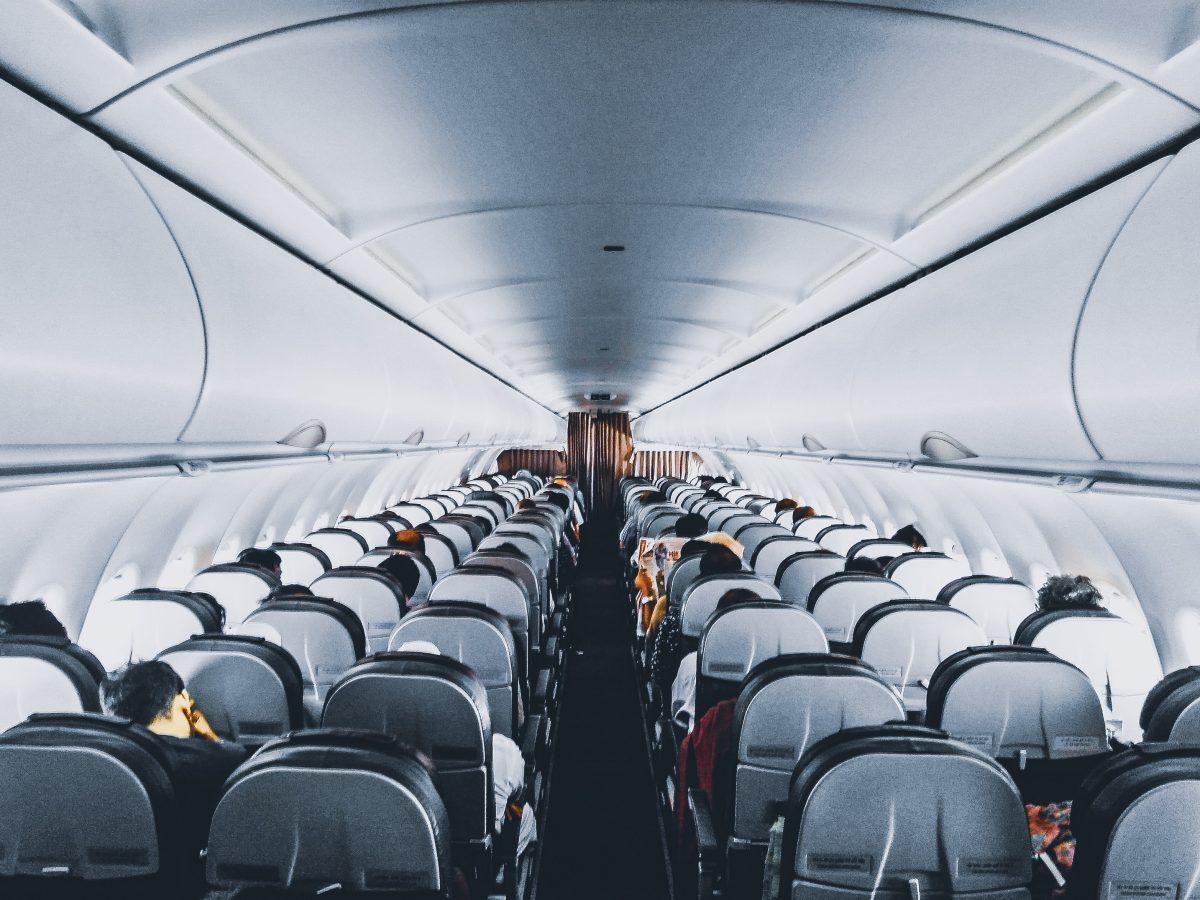 3 tips voor een lange vlucht