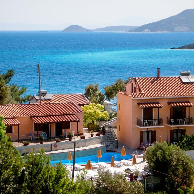 Appartementen Villa Themos aanbieding