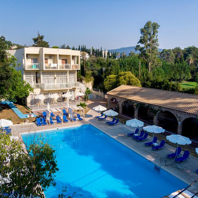 Hotel Amalia – adults only aanbieding