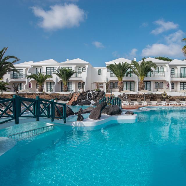Hotel H10 Ocean Suites aanbieding