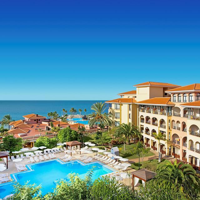 Hotel Iberostar Selection Anthelia aanbieding
