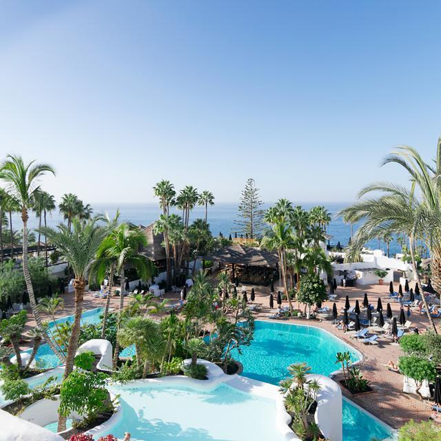 Hotel Jardin Tropical aanbieding