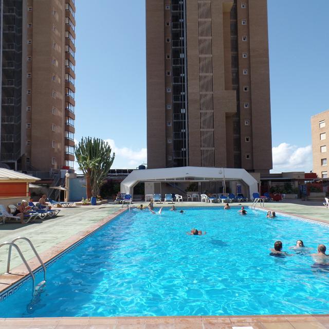 Hotel Les Dunes Comodoro aanbieding