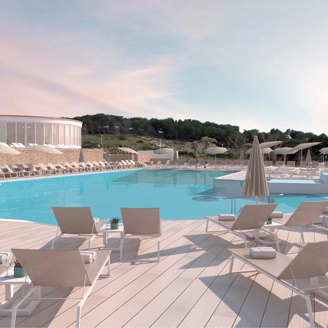 Hotel Palladium Menorca aanbieding
