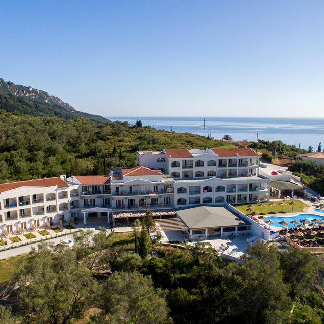 Hotel Saint George Palace aanbieding