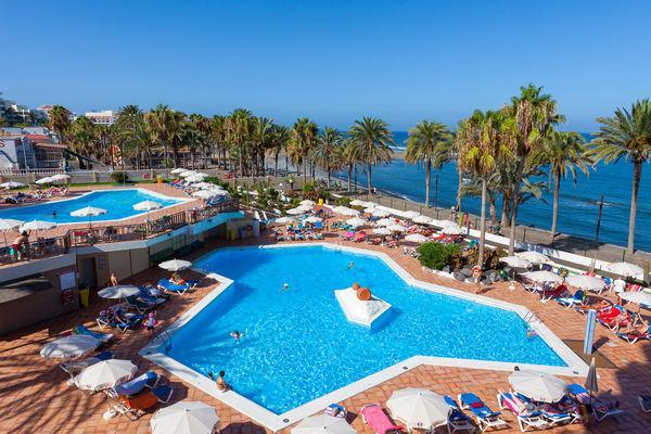 Hotel Sol Tenerife – logies en ontbijt aanbieding