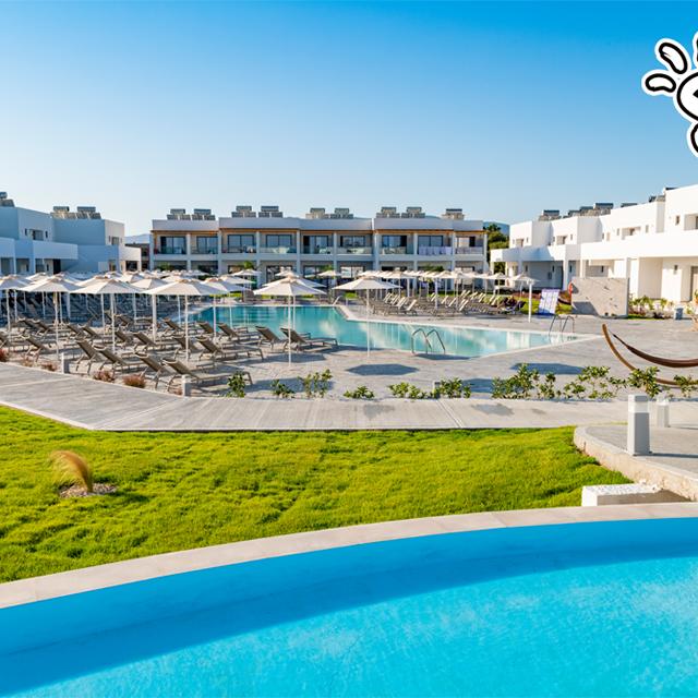 Spark Hotel Lambi Resort aanbieding