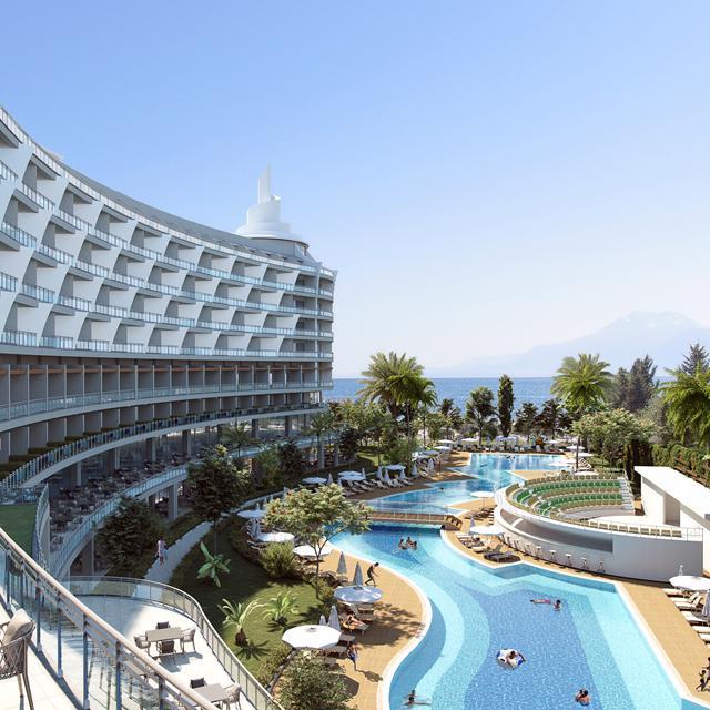 Hotel Seaden Quality Resort & Spa aanbieding