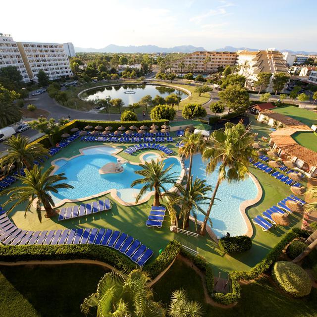 Aparthotel Alcudia Beach - logies en ontbijt sunweb