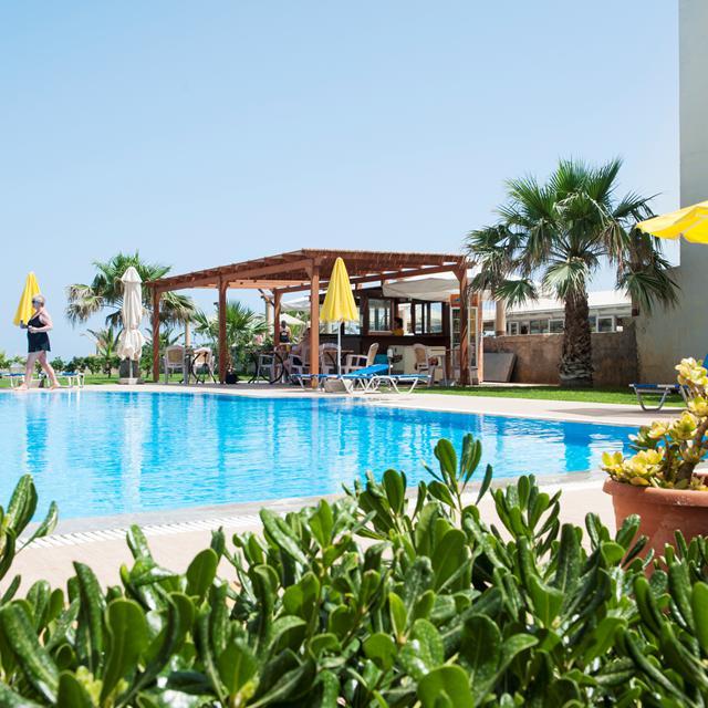 Appartementen Ilian Beach aanbieding