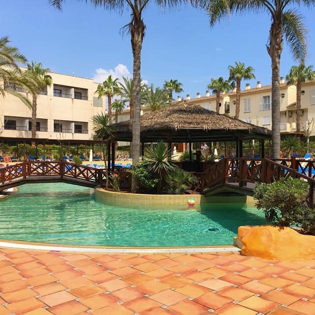 Hotel Estival Park aanbieding