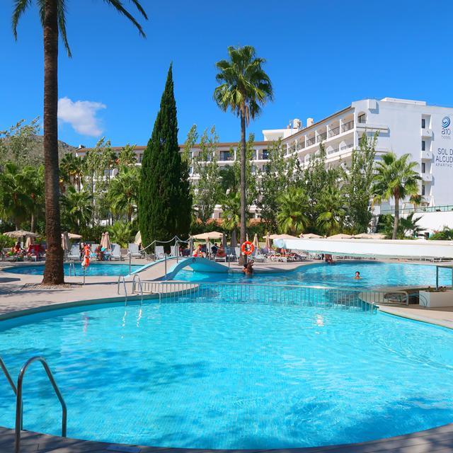 Hotel JS Sol de Alcudia aanbieding