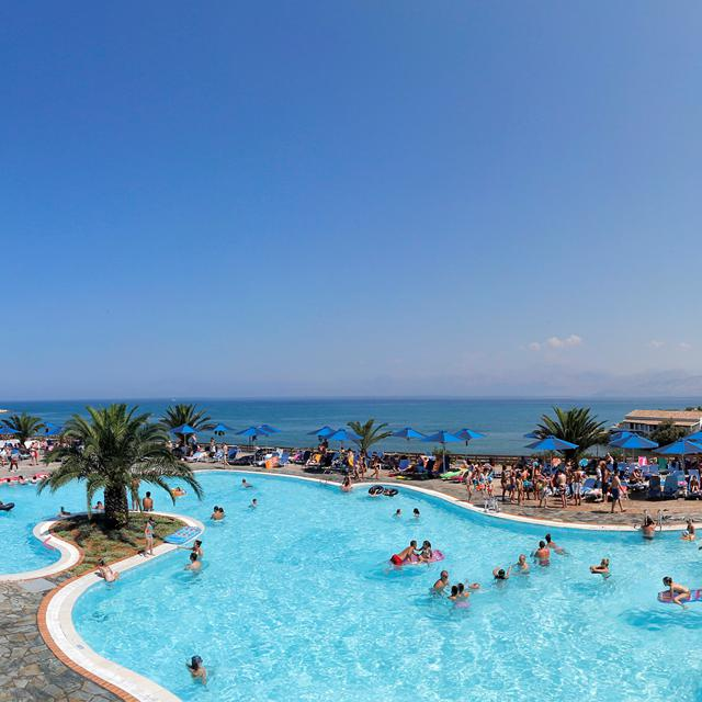 Hotel Mareblue Beach Resort aanbieding