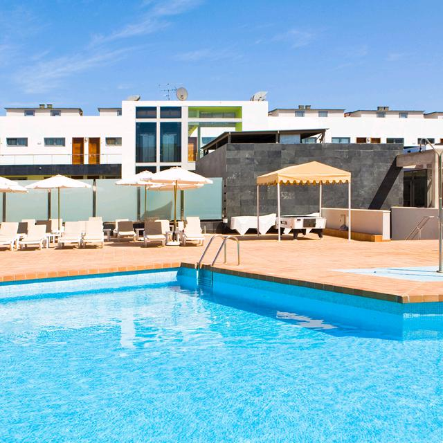 Hotel THe Corralejo Beach sunweb