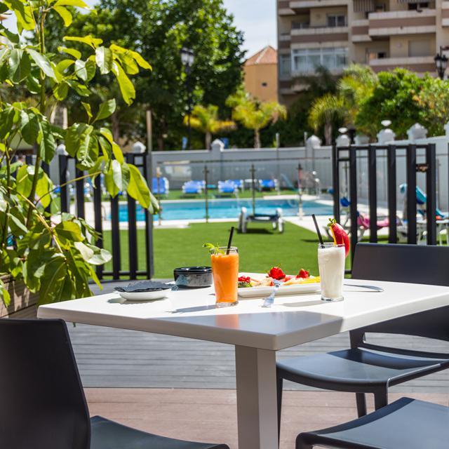 Hotel en appartementen Veramar aanbieding