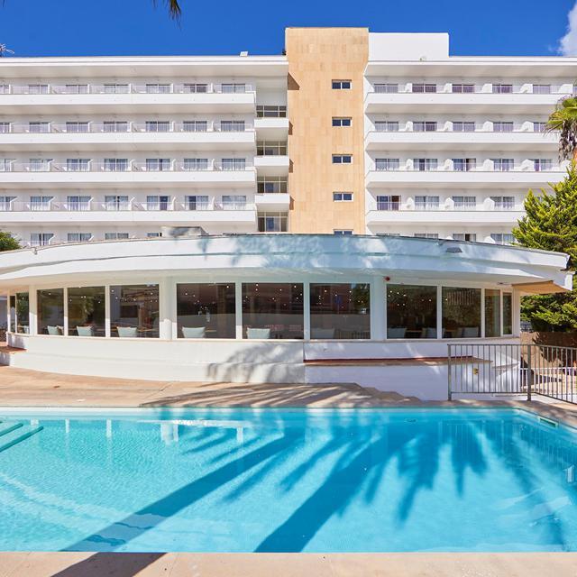 Hotel tent Playa de Palma aanbieding