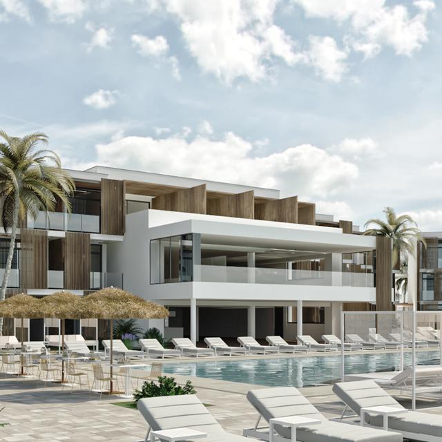 Siau Ibiza Hotel aanbieding