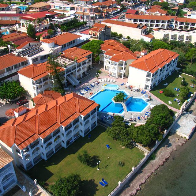 Appartementen Porto Iliessa aanbieding