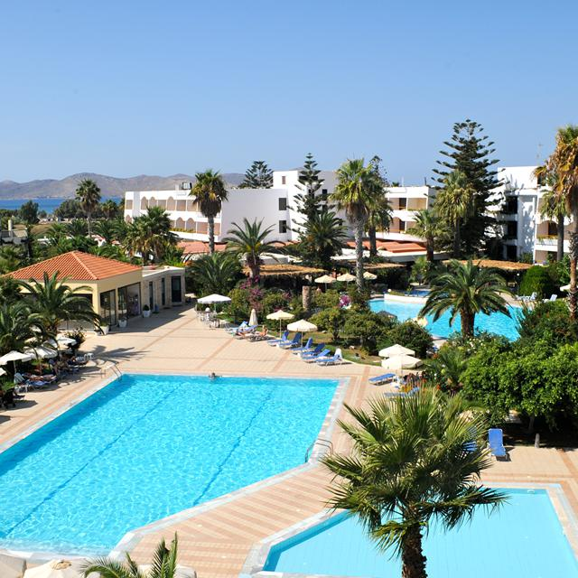 Hotel Tigaki Beach aanbieding