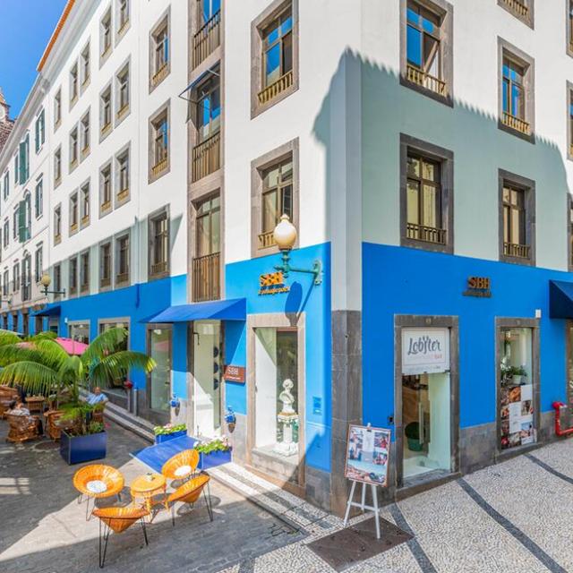 SBH Sé Boutique Hotel aanbieding