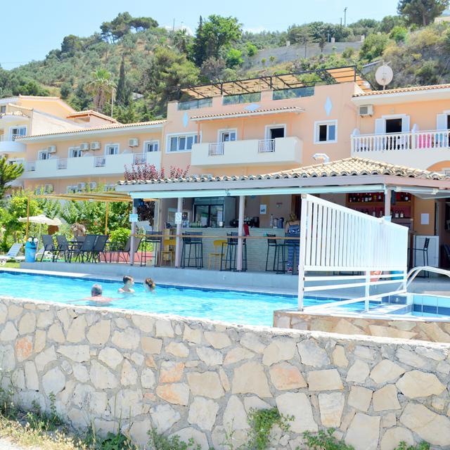 Appartementen Agoulos Beach aanbieding