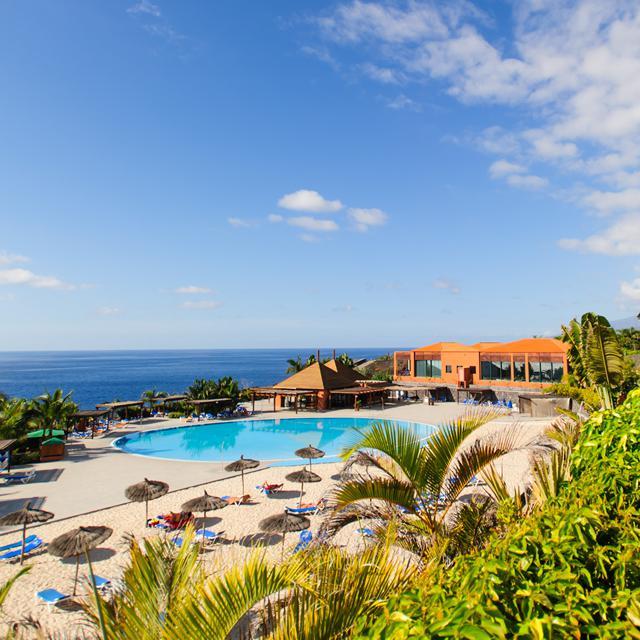 Hotel La Palma & Teneguia Princess Vital & Fitness – winterzon aanbieding