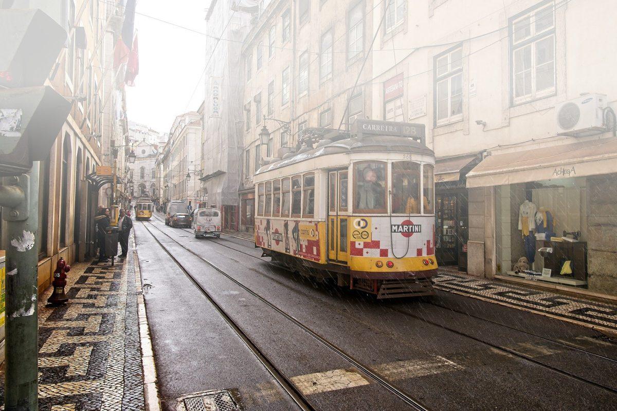 3 hoogtepunten van Lissabon