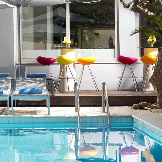 Hotel Aquamare aanbieding